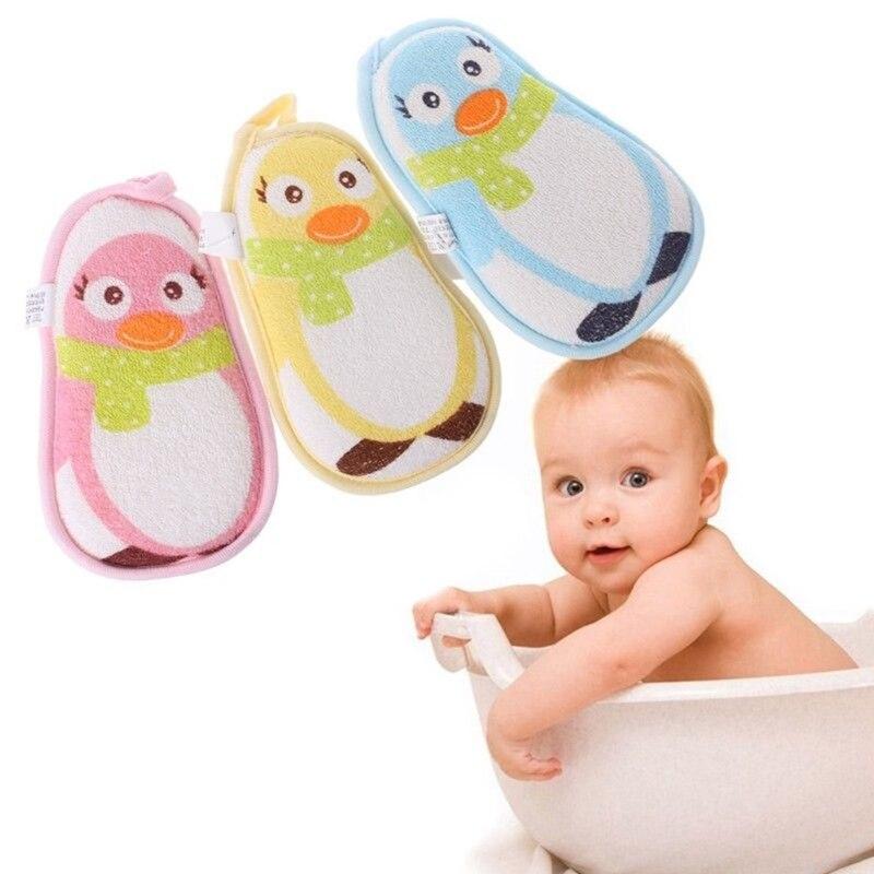 Furniture New Hot Soft Bath Towel Sponge Shower Accessories Brushes Scrubbers Cotton Rubbing Body Wash Brush Bath Brushes 100% Original