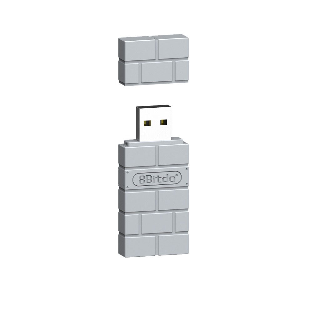 8 BitDo USB Wireless Bluetooth Adapter für PlayStation Klassische Konsole PS1 Mini unterstützung PS4 controller