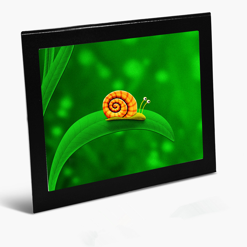 Photo Frame Fridge Frame Magnetic Picture Frame Collage For Refrigerator - Holds 4- 4x6inch Photos Can Also Be Whiteboard