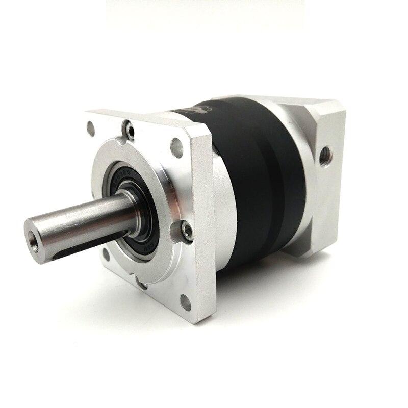 Planetary Gear Reducer Ratio 10 1 Max Torque 24Nm High Precision Speed Reducer for NEMA24 60mm