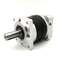Планетарный редуктор соотношение 10:1 максимальный крутящий момент 24Nm Высокая точность скорость редуктор для NEMA24 60 мм Серводвигатель LRF60-10