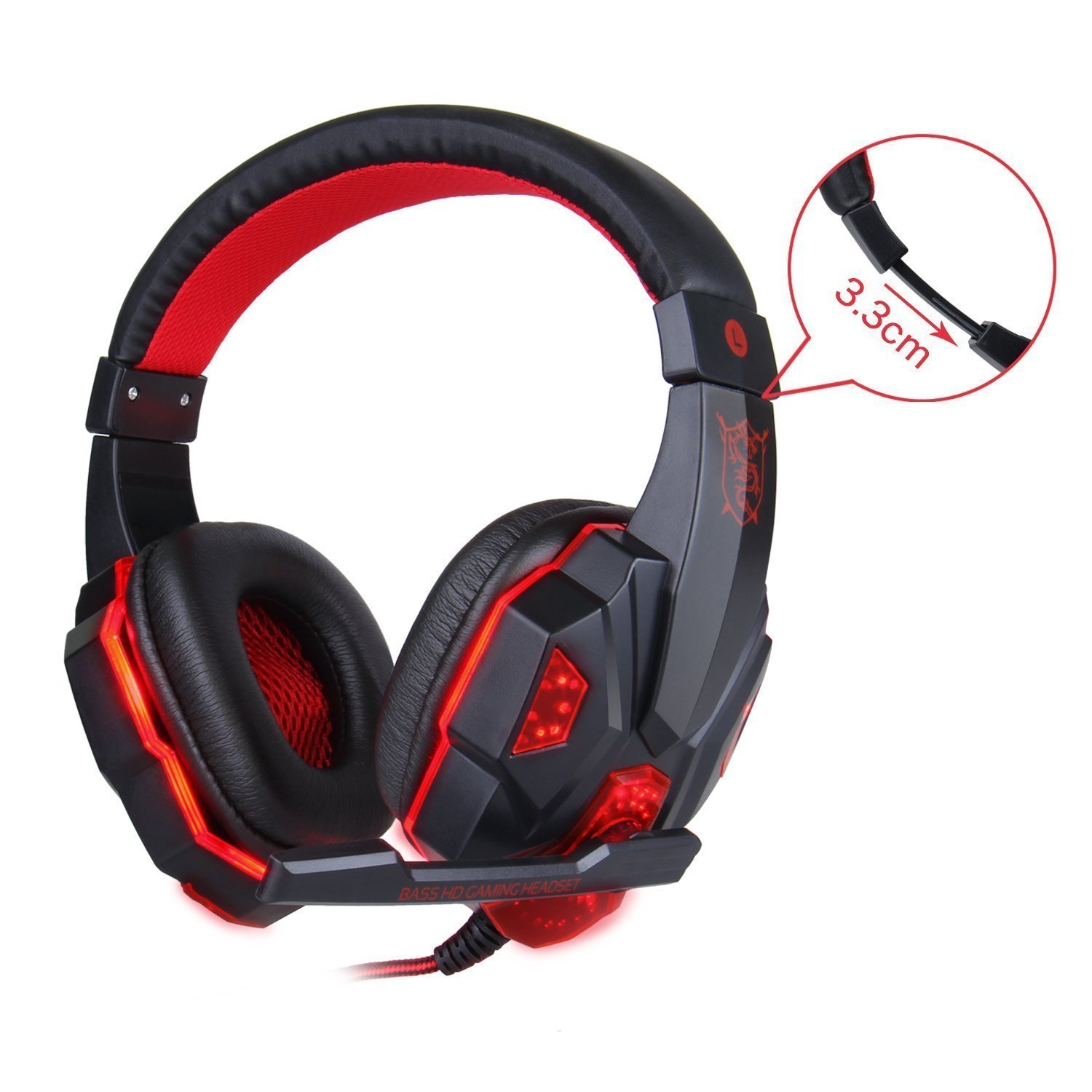 533efb14926 MFTEK Backlit Gaming Keyboard Mouse Combo with LED Gaming Headset Over Ear  Headphone 40mm Speaker Driver + Gaming Mouse Mat-in Keyboard Mouse Combos  from ...