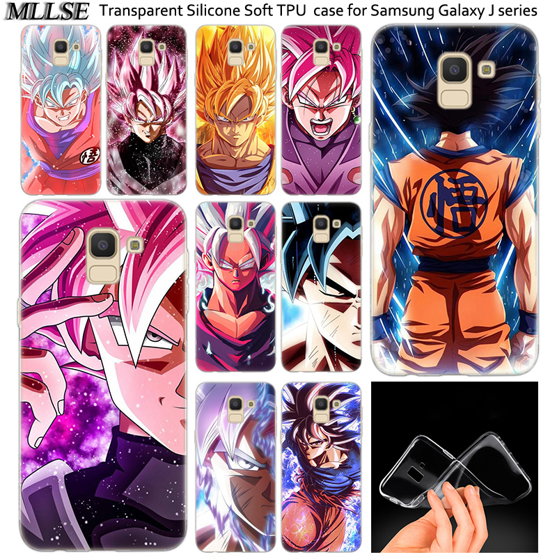 Fitted Cases Hearty Hot Anime Dragon Ball Goku Ultra Instinct Silicone Case For Samsung Galaxy J2 J4 J6 J8 2018 J3 J5 J7 2016 2017eu Prime Core Plus Curing Cough And Facilitating Expectoration And Relieving Hoarseness Cellphones & Telecommunications