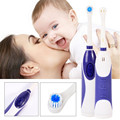High Degree Turn Waterproof Electric Toothbrush Automatic Toothbrush Soft-bristled Oral Hygiene Dental Care Oral Hygiene   004