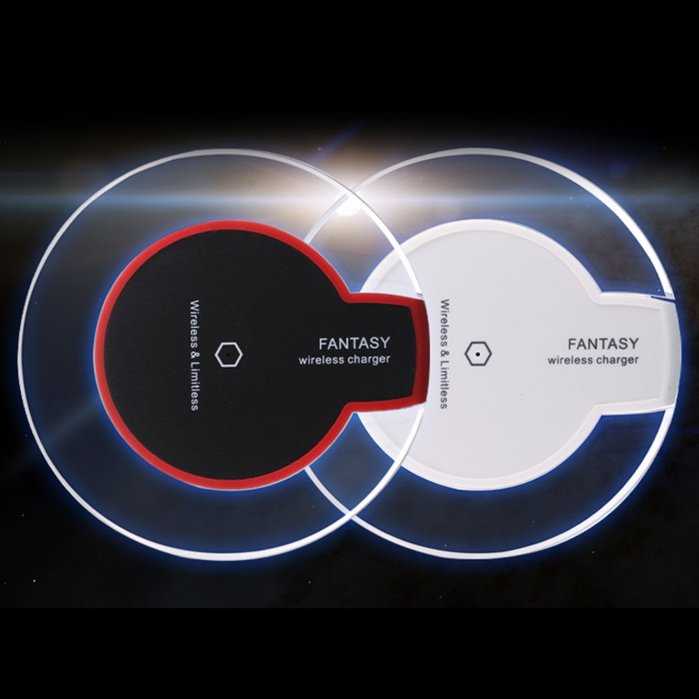 Qi Wireless Charger Charging Pad Fantasy High Efficiency