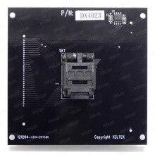 100% Orijinal Yeni XELTEK SUPERPRO DX4023 Adaptörü Için 6100/6100N Programcı DX4023 Soket Ücretsiz kargo
