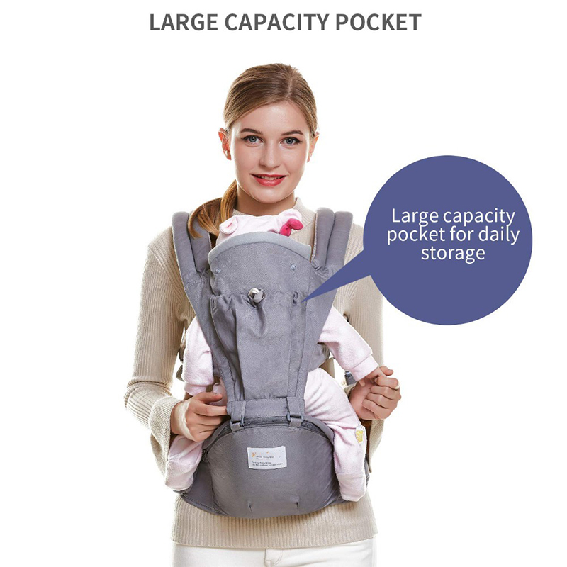 baby carrier Ergonomic Kangaroos Baby Slings Carrier Top Quality Hipseat Adjustable Breathable Backpack Carrier for baby carrier
