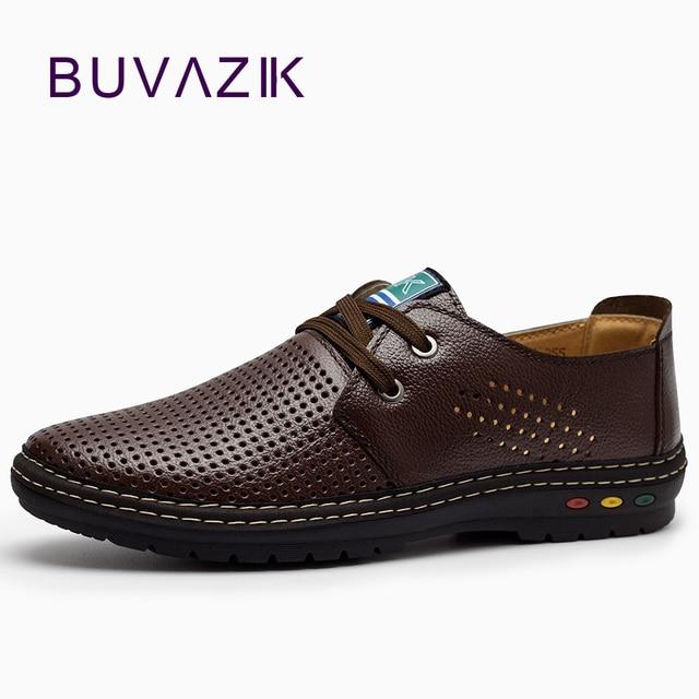 Chaussures en cuir chaussures d'hommes chaussur JhMP8b7Yy