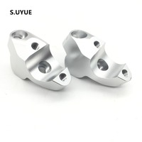 S UYUE Motorcycle Handlebar Riser Up Backs Moves Bracket Kit For KTM 1050 1090 1190 1290