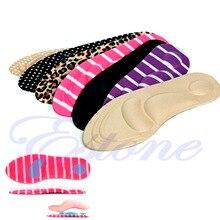 Комфорт боли каблук вставить высокий стельки губка подушка pad обуви мягкие