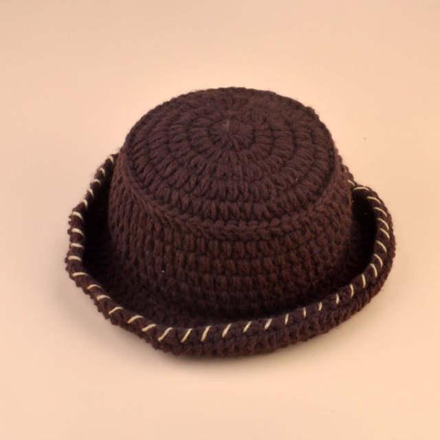 e64de1b9a13c7 Online Shop Moeble Latest Crochet Baby Cowboy Hat Boots set Newborn Photo  Props for Boys Infant Crochet Cowboy Clothing Set for Christmas