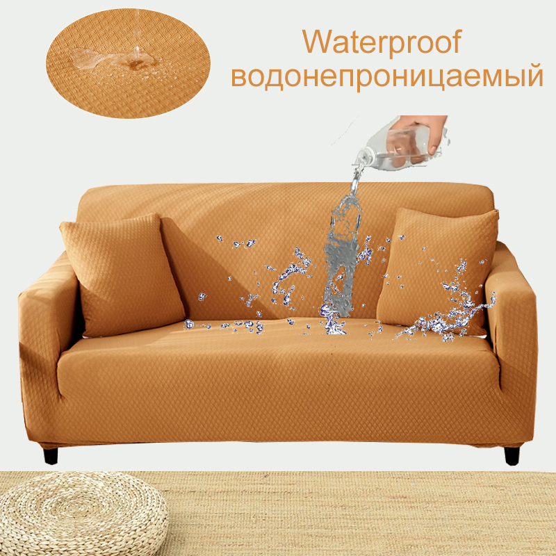 Waterproof And Oil Proof Anti Pet Sofa Cover Couch Covers