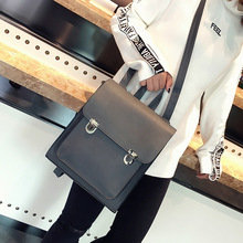 In the early spring of 2019, new fashion large-capacity backpack retro casual female Korean academic travel bag