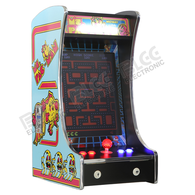 Classic Games 60 In 1 Table Top Arcade 1