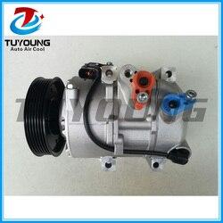 Fabryka sprzedaż bezpośrednia auto a/c compressor DVE18 dla KIA Sorento 2.4 1F3BE06400 977012P400 97701-2P400