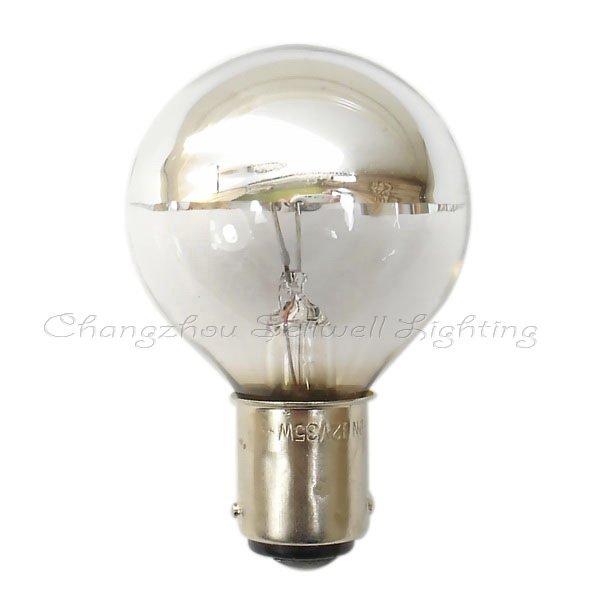 Ba15d g10x60 24v 40w lâmpada sem sombras a150