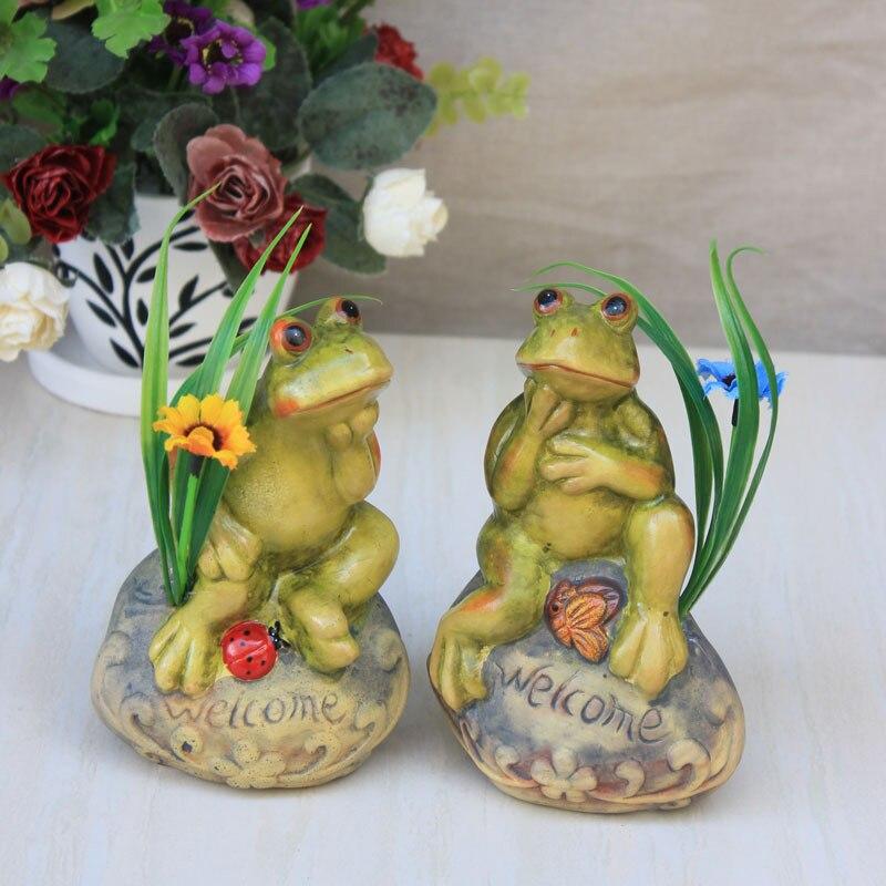 Compra adornos de jard n de cer mica online al por mayor - Jardineria la font ...