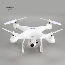 SJ R/C S20W FPV 1080 P Камера селфи высота Удержание Drone Headless режим автоматического возвращения крушение/посадка парение gps Радиоуправляемый квадрокоптер