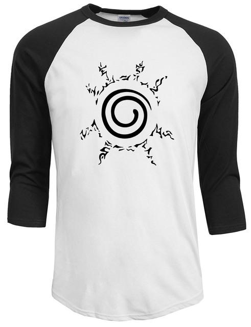 Naruto Uzumaki 7/10 Long Sleeve Tshirts