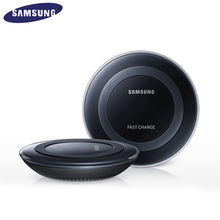 100% Original Samsung Wireless Fast Charger Charging Pad EP-PN920 for Samsung Galaxy S7 S7 Edge S6 Edge Plus Note 5