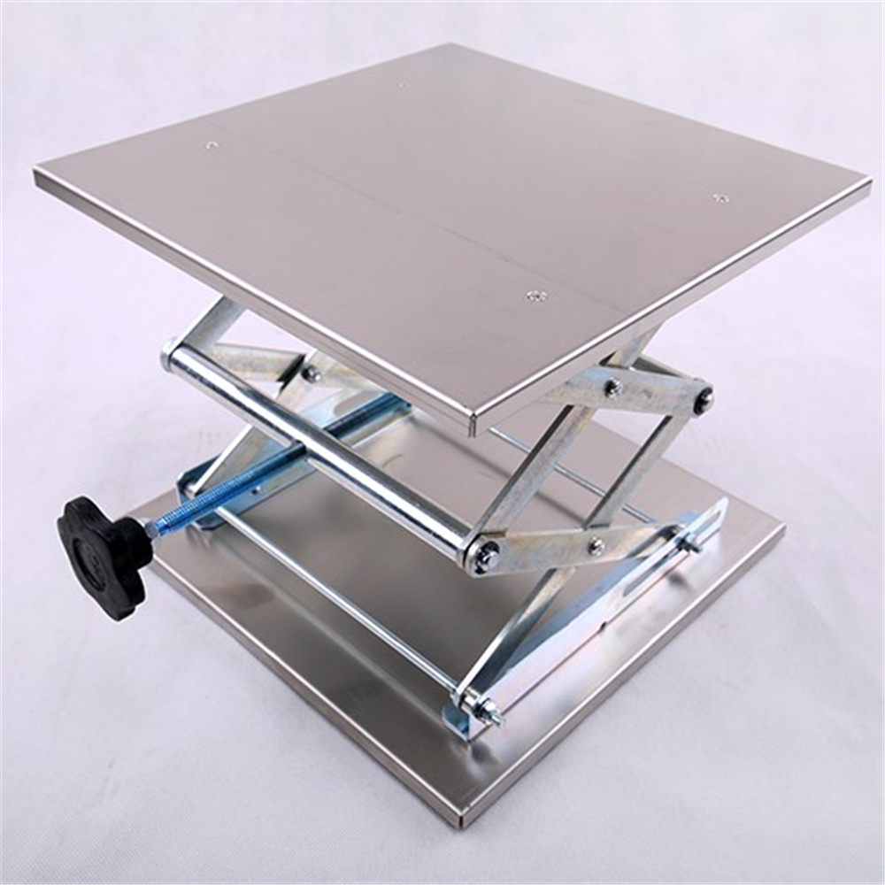 10X10X15CM Stainless steel lab jack,laboratory jack,lab support,lab instrument