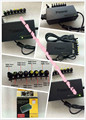 High Quality!Shipping DHL! EU/US/UK Universal Laptop Notebook computer AC Charger 96W Power Adaptor + Retail box 10pcs/lot