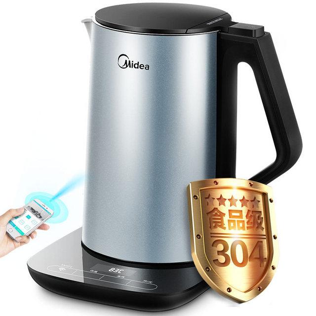 Smart WI-FI Электрический чайник изоляции Горячая 304 Нержавеющаясталь специальные Чай горшок