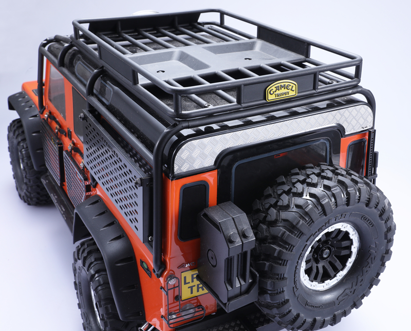 Parts & Accessories 1:10 Simulation Climbing Off-road Vehicle Skid Board Off The Hook Board Sand Board For Axial Scx10 90046 Rc4wd D90 Toys & Hobbies