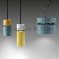 American Countryside Creative Glass bulb Led Pendant Lamp,Fashion Vase plants Led Pendant Light for Home lighting Hanglamp Deco
