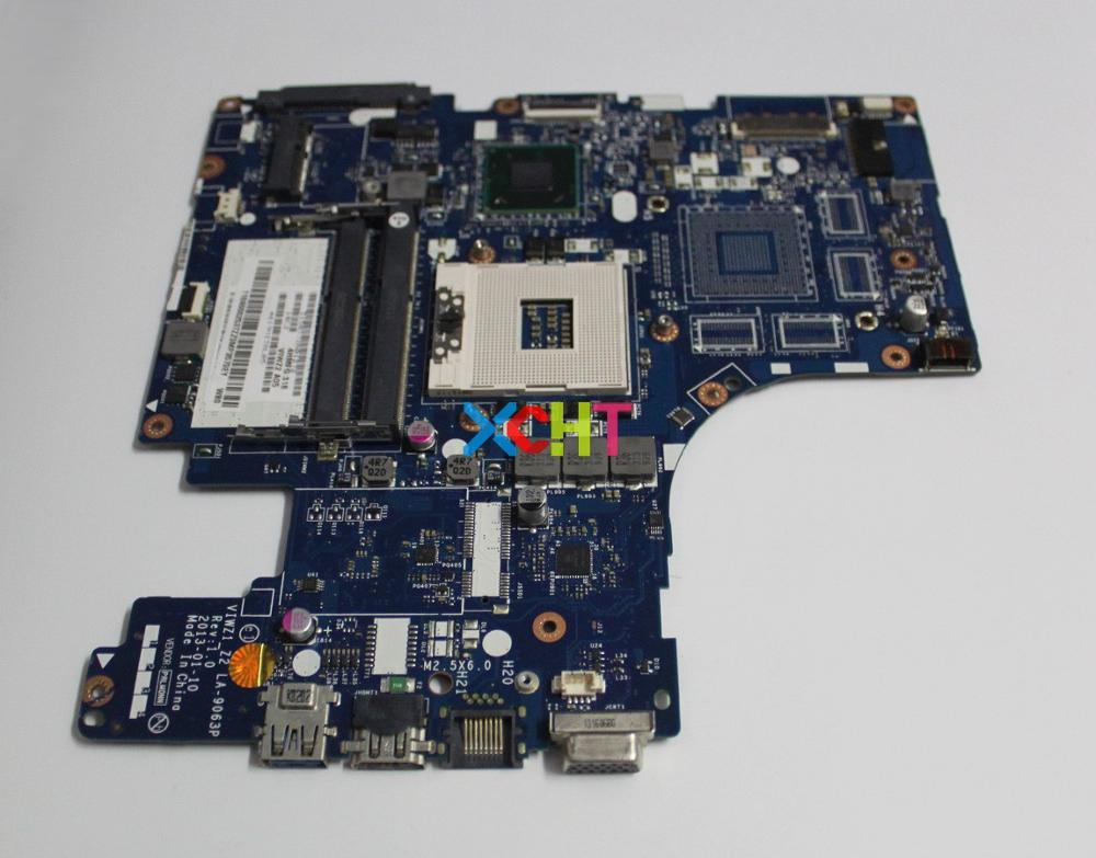 Image 5 - for Lenovo Z500 P500 11S90002537 90002537 VIWZ2_Z2 LA 9063P Laptop Motherboard Mainboard Tested-in Laptop Motherboard from Computer & Office