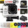 Original WiFi 7000 Waterproof Action Cam Camcorder Recorder 2.0 LCD 170 Degree Lens Full HD 1080P Action Sport Camera DV DVR