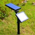 Садовая лампа tuinverliching  Солнечная лампа для сада  48LED 960LM  панель регулировки угла для наружного освещения