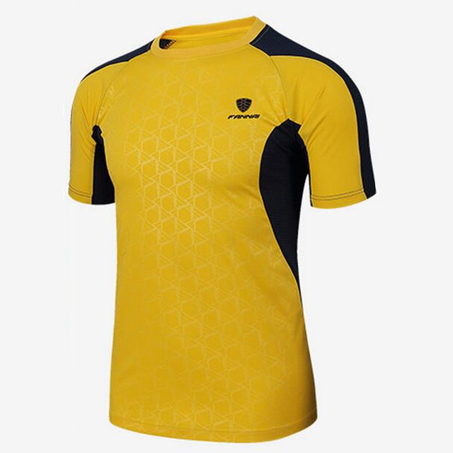 Men's T-Shirt for Sports and Soccer