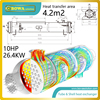10HP Water Cooled Tube And Shell Heat Exchanger For Water Chiller