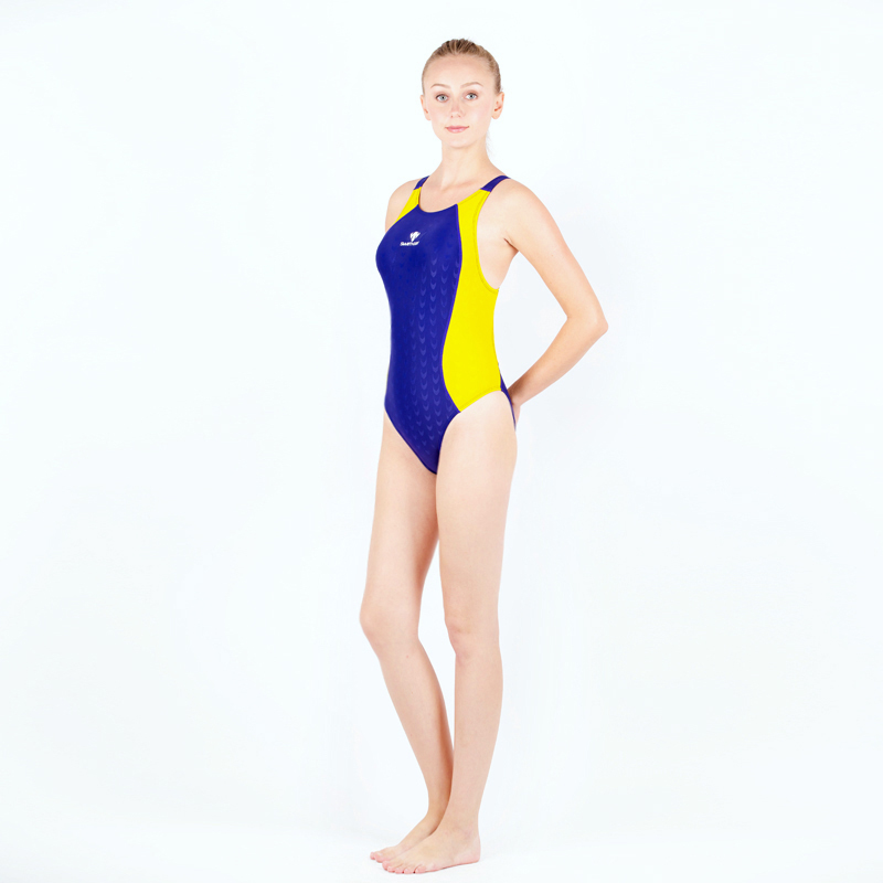 Women Training Chlorine Resitant One Piece Backless Swimwear Lady Sexy Competition Sports Professional Waterproof Bathing Suits