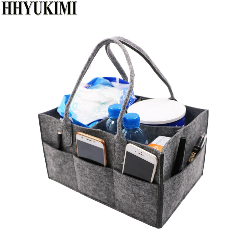 Baby, Cosmetic, Multi-pockets, Organizer, Women, Bag