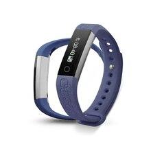Bluetooth 4.0 смарт-браслет сердечного ритма Мониторы смарт-браслет Фитнес трекер дистанционного Камера смарт-браслет для Android IOS Телефон