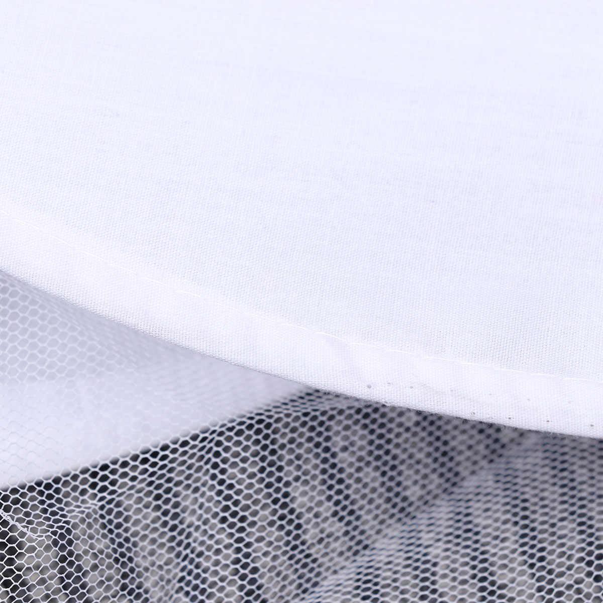 1 PCS Anti-bee Hoed Anti-smashing Draagbare Beschermende Reizen Wandelen Outdoor Mosquito Cap Hoed Bijenteelt Tool met sluier A30