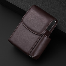 High Quality Leather Cigarette Box