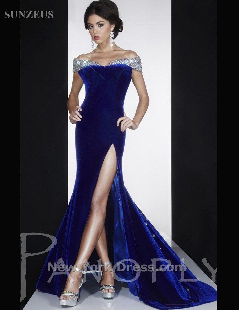 Compare Prices on Royal Blue Velvet Dresses- Online Shopping/Buy ...
