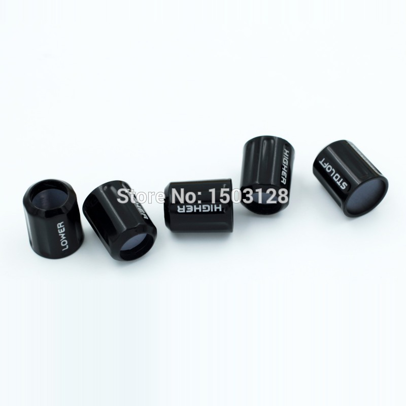 New 50pcs/Wholesale Lot Ferrule Caps Replacement  Fit For .350 R9 R11and R11S ANdRBZ Driver Head Sleeve Adapter Free Shipping