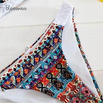 Boho Handmade Crochet Bikini 4