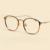 LIYUE Gafas de equipo Gafas de Grau marco de Montura de gafas hombres vidrios ópticos de La Vendimia pueblos oliver gafas de marco de las mujeres