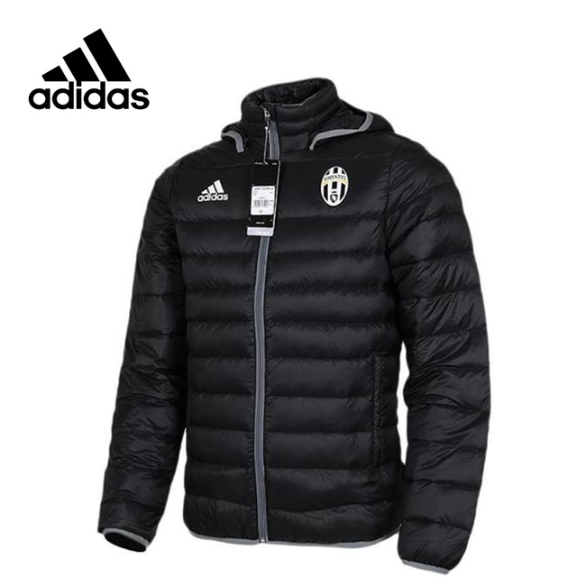 cf1ffbbfd41c Adidas Original New Arrival Men Jacket Windproof Hooded Leisure Sportswear  AH5623