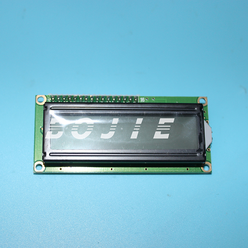 LCD display board for SIGNSTAR solvent printer with dx5 print head galaxy solvent printer keypad board