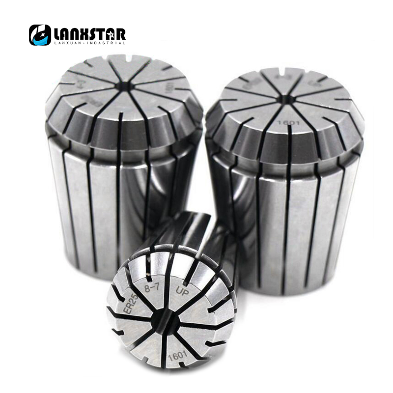 3PCS ER25 Collet Chuck Kit Selectable Fit Engraving Grinding Milling Boring Drilling Tapping Area CNC Precision ER Collets