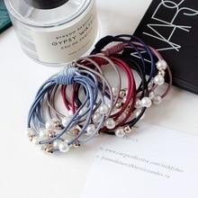 WEIJUN7 pcs / bag Women Adult Fashion Headbands Animal Headwear CartoonHeadband Girls Hair Accessories Kids Accessorie