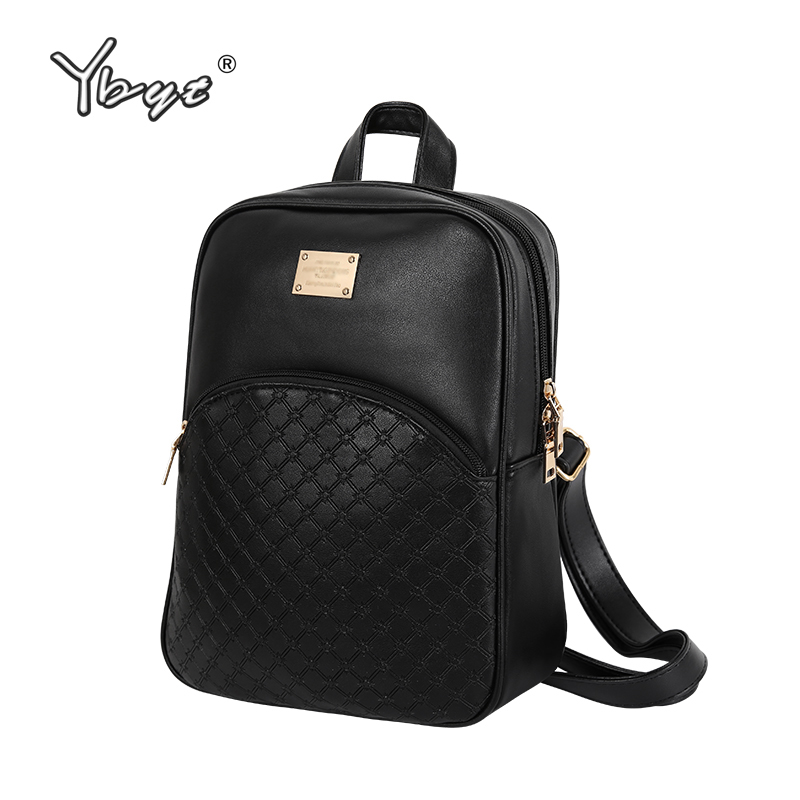 vintage casual new style leather school bags high quality hotsale women candy