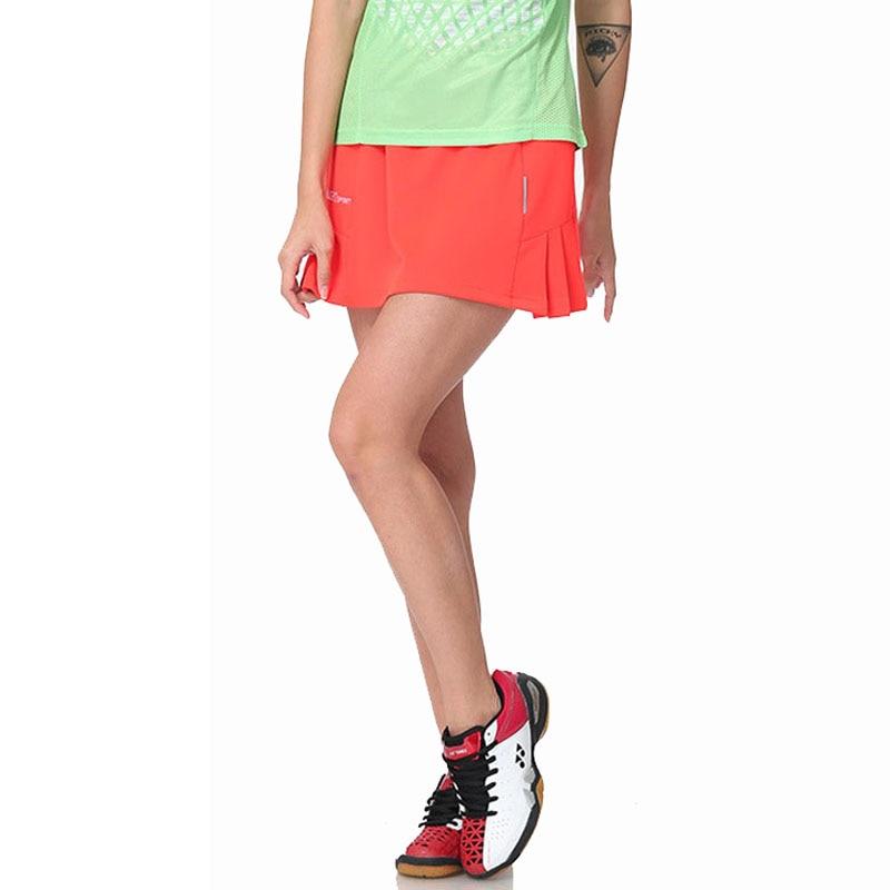 8a8e00e1 ✓Sport Krótki Spódnica Kobiety Tenis Badminton Spódnice Oddychające ...