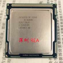 Xeon X3440 CPU LGA1156 socket 2 53GHz l3 8MB Quad Core processor